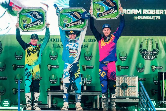 PanicREV Riders At Monster Energy Cup
