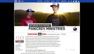 PanicREV RacerX Interview